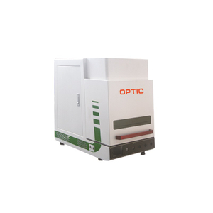 Mini Type Enclosed Fiber Laser Marking Machine