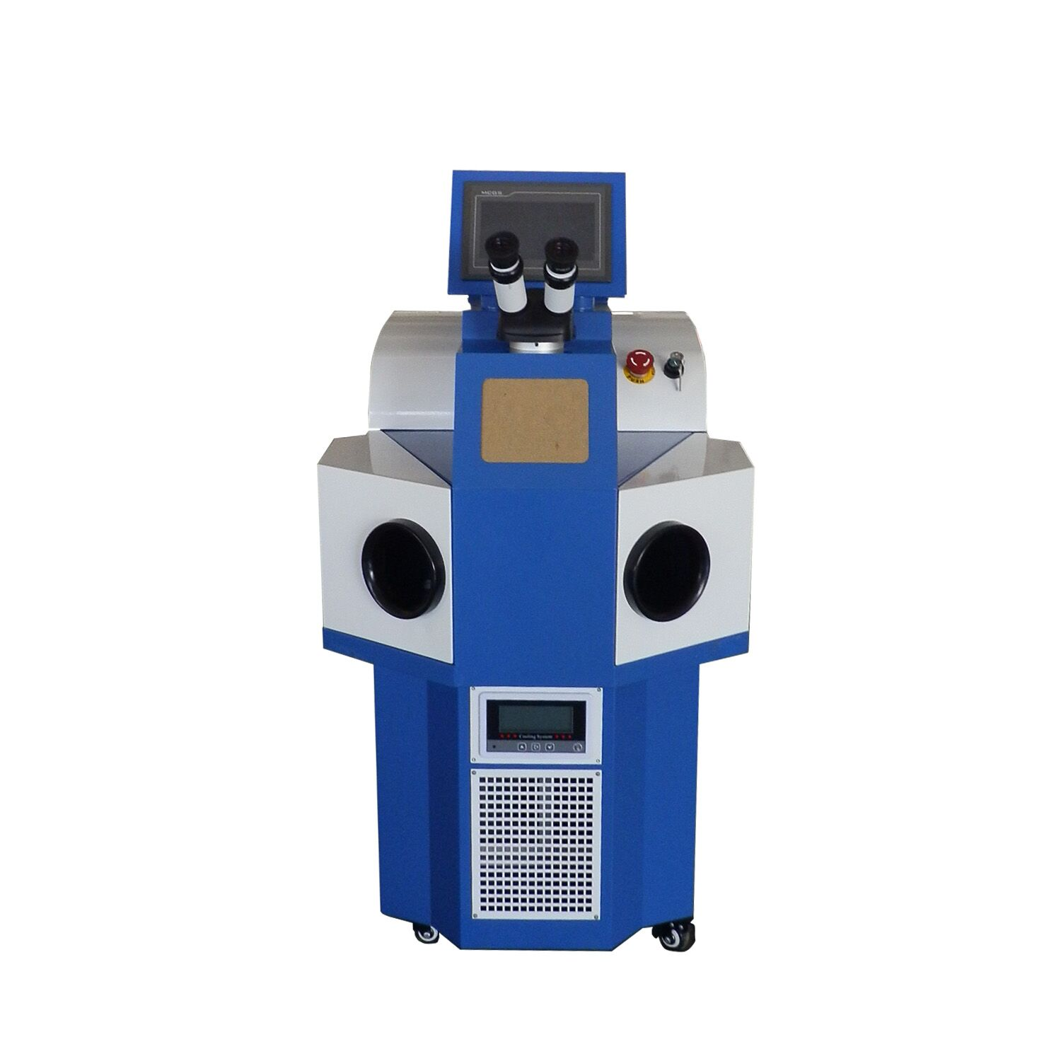 2.Jewelry Laser Welding Machine